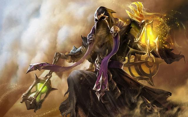 Liên Quân Mobile: Hướng dẫn chơi Tướng Azzen'Ka - U Hồn Sa Mạc - ảnh 1
