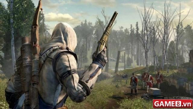 Assassin's Creed III sẽ là cái tên cuối cùng mà Ubisoft sẽ cho chơi miễn phí vào tháng này - ảnh 2