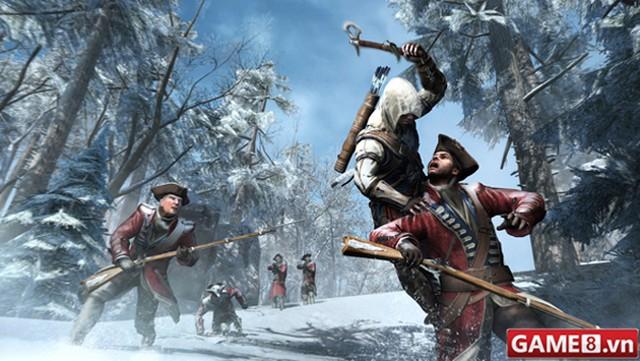 Assassin's Creed III sẽ là cái tên cuối cùng mà Ubisoft sẽ cho chơi miễn phí vào tháng này - ảnh 3