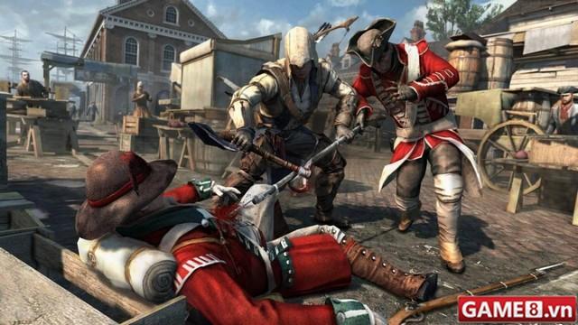 Assassin's Creed III sẽ là cái tên cuối cùng mà Ubisoft sẽ cho chơi miễn phí vào tháng này - ảnh 4