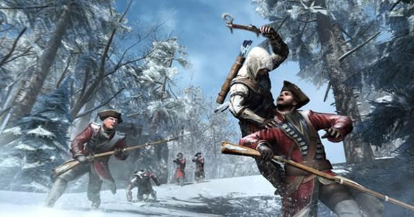Assassin's Creed III sẽ là cái tên cuối cùng mà Ubisoft sẽ cho chơi miễn phí vào tháng này