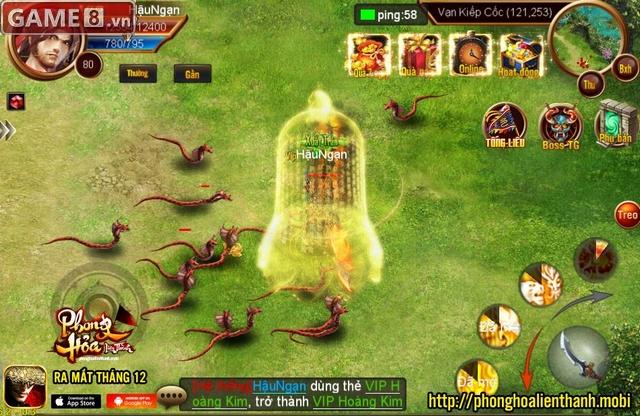 Phong Hỏa Liên Thành: Game mobile chuẩn Kiếm Thế PC hay một game... chuẩn lậu? - ảnh 3
