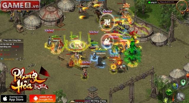 Phong Hỏa Liên Thành: Game mobile chuẩn Kiếm Thế PC hay một game... chuẩn lậu? - ảnh 4