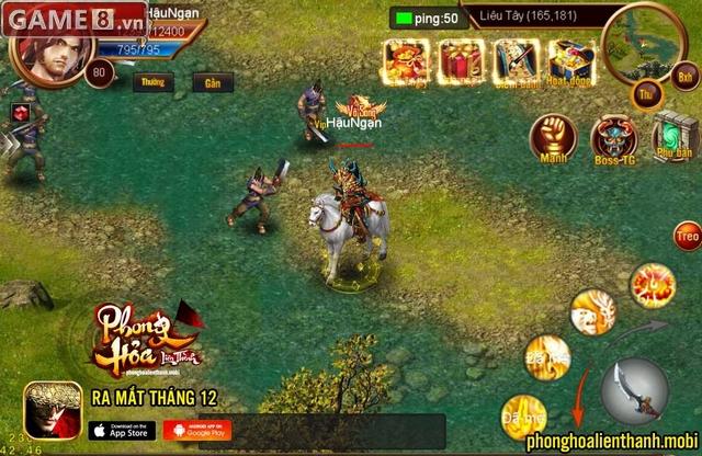 Phong Hỏa Liên Thành: Game mobile chuẩn Kiếm Thế PC hay một game... chuẩn lậu? - ảnh 5