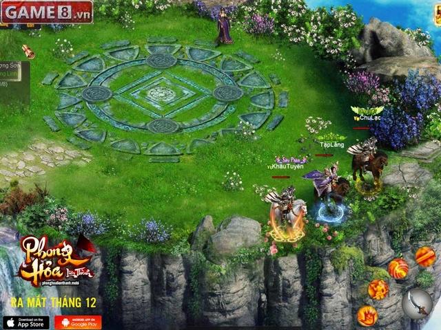 Phong Hỏa Liên Thành: Game mobile chuẩn Kiếm Thế PC hay một game... chuẩn lậu? - ảnh 7