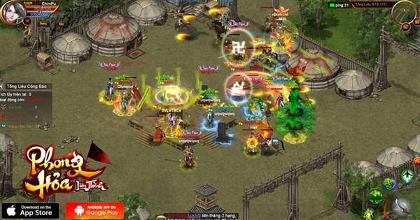 Phong Hỏa Liên Thành: Game mobile chuẩn Kiếm Thế PC hay một game... chuẩn lậu?