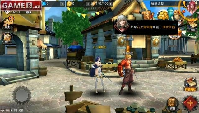 Hồn Chi Huyễn Ảnh: Game mobile chém mỏi tay đến từ NetEase - ảnh 4