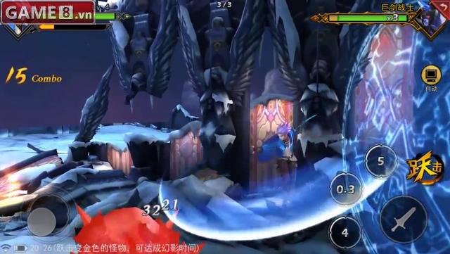 Hồn Chi Huyễn Ảnh: Game mobile chém mỏi tay đến từ NetEase - ảnh 5