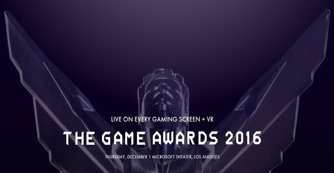 Những người xem sẽ được thấy tại giải The Game Awards năm nay