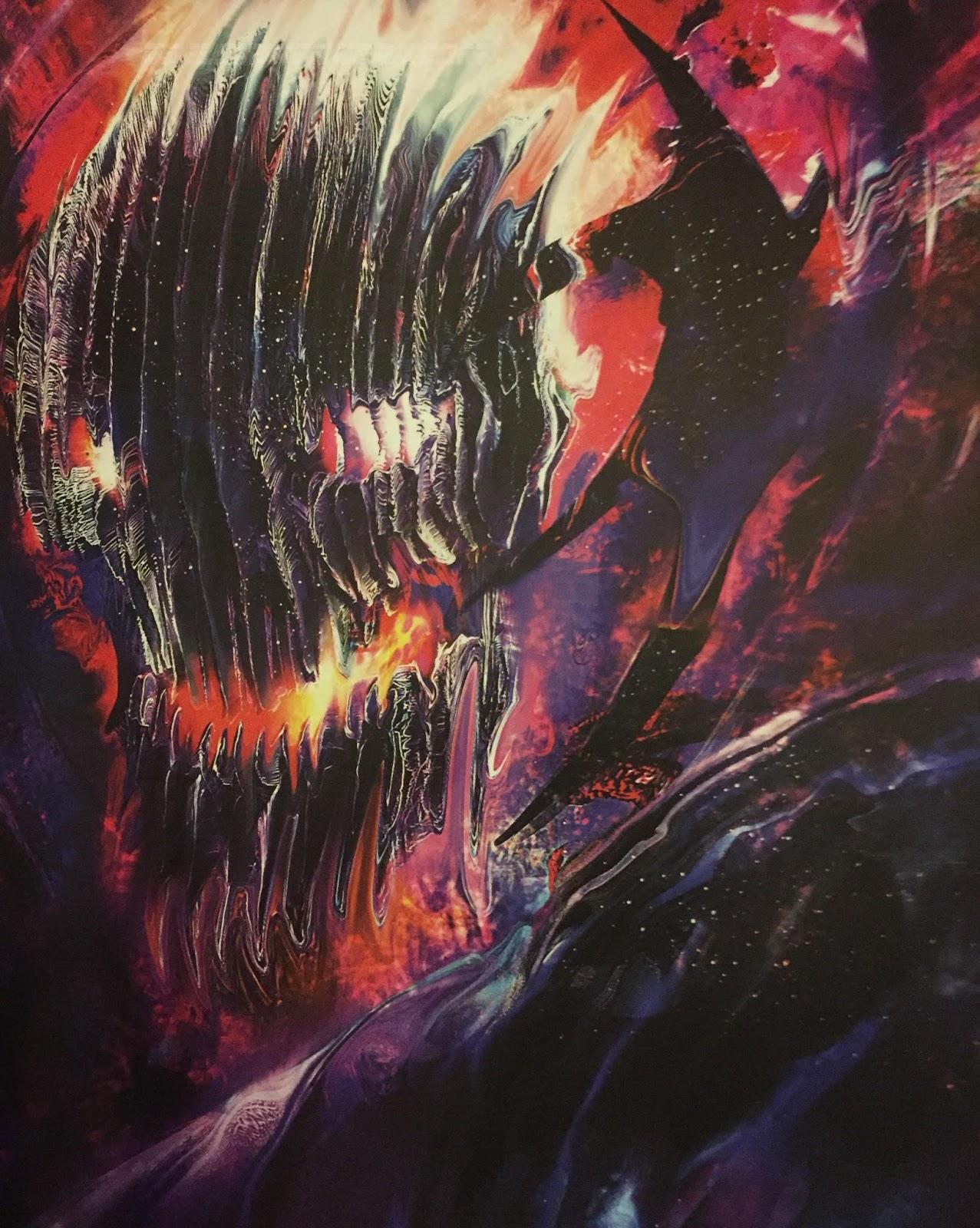 Trùm cuối trong Doctor Strange đã có thể ngầu và đáng sợ hơn nhiều - ảnh 5