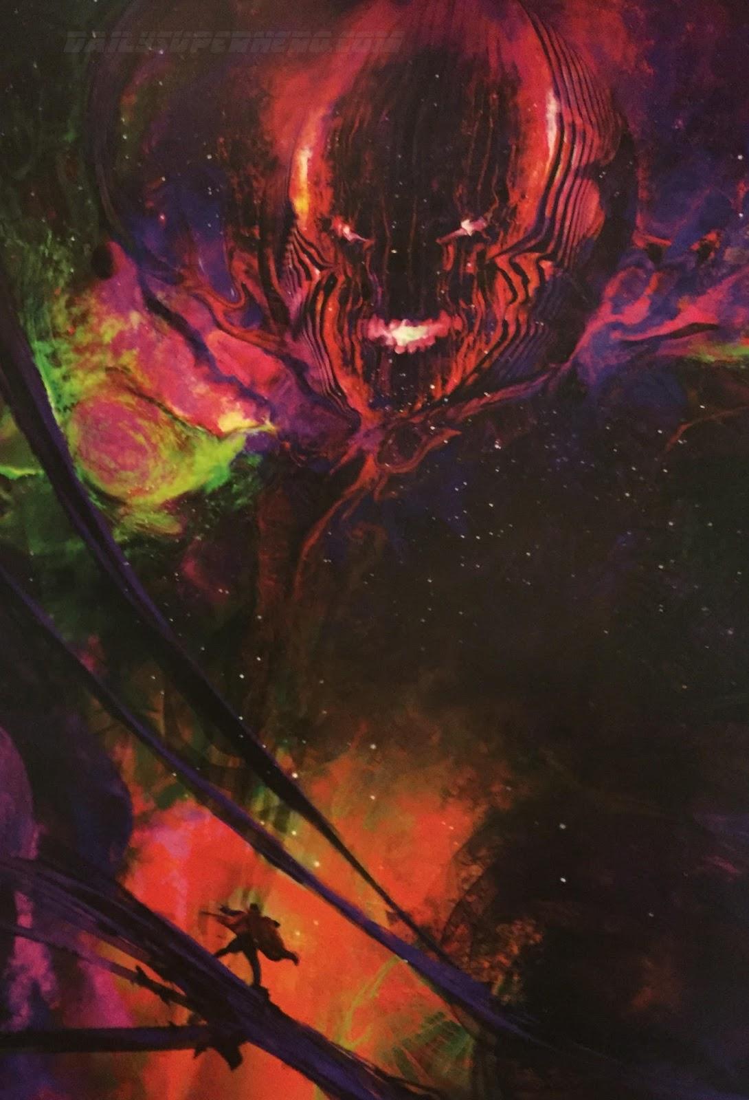 Trùm cuối trong Doctor Strange đã có thể ngầu và đáng sợ hơn nhiều - ảnh 4