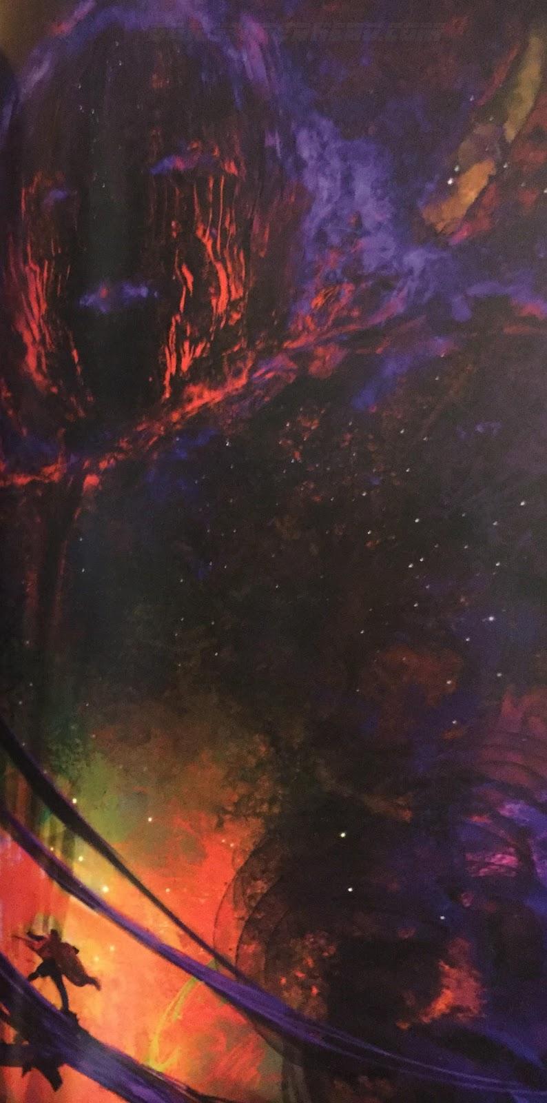 Trùm cuối trong Doctor Strange đã có thể ngầu và đáng sợ hơn nhiều - ảnh 3