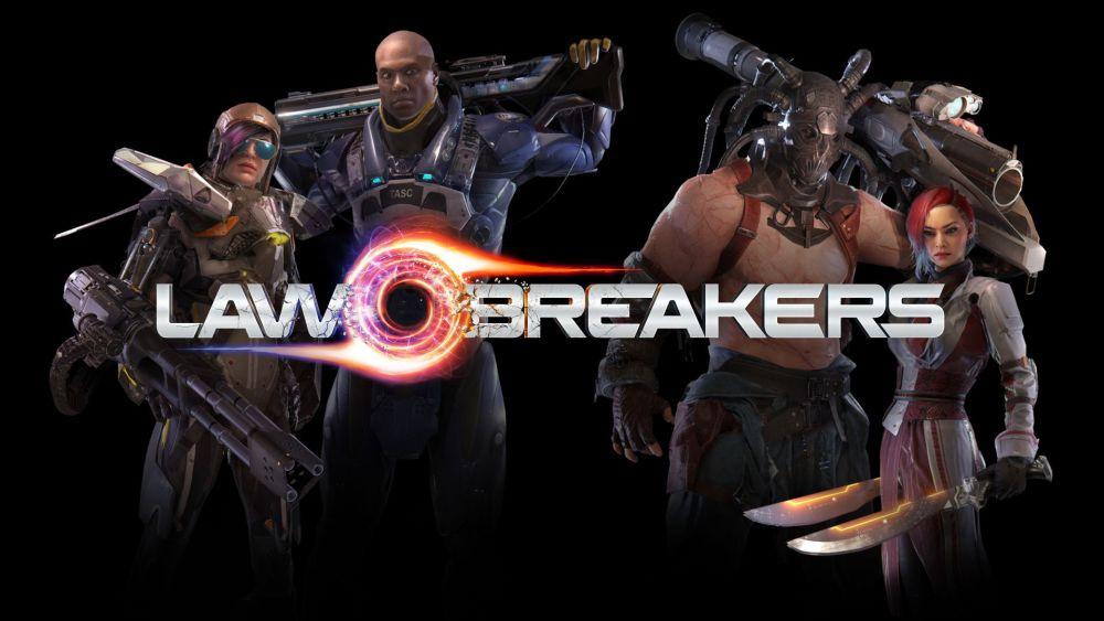 LawBreaker: Game mới đến từ nhà phát triển của Gear of War