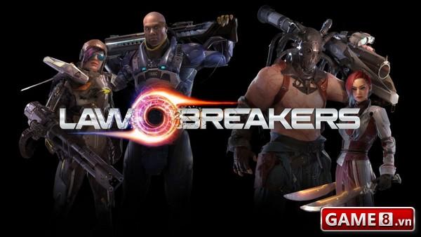 LawBreaker: Game mới đến từ nhà phát triển của Gear of War - ảnh 1