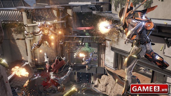 LawBreaker: Game mới đến từ nhà phát triển của Gear of War - ảnh 2