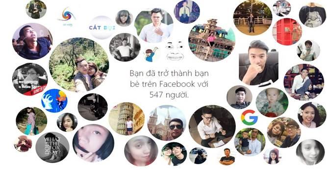 Hướng dẫn cách thực hiện Year in Review 2016 trên Facebook đang gây sốt hiện nay