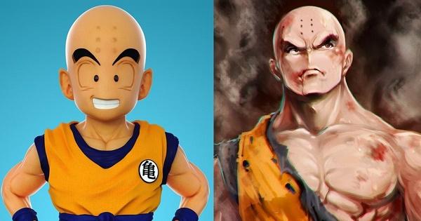 17 lý do chứng minh Krillin mới là võ sỹ bá đạo nhất Dragon Ball