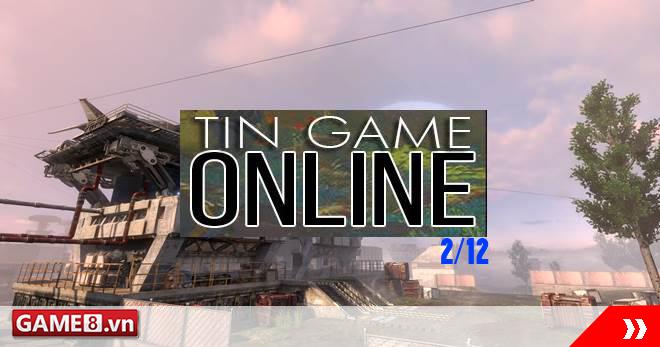 Điểm tin Game Online ngày 2/12: Vượt qua tất cả, Overwatch giành lấy giải Game of the Year