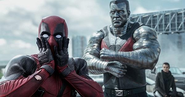 Deadpool chính là bom tấn nổi nhất năm 2016 theo đánh giá của Google Play