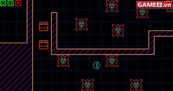 Zolg - Game nhái Pac-Man theo lối chơi tay nhanh hơn não