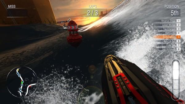 Aqua Moto Racing Utopia - Game đua xe trên nước đầy lạ lẫm và mãn nhãn