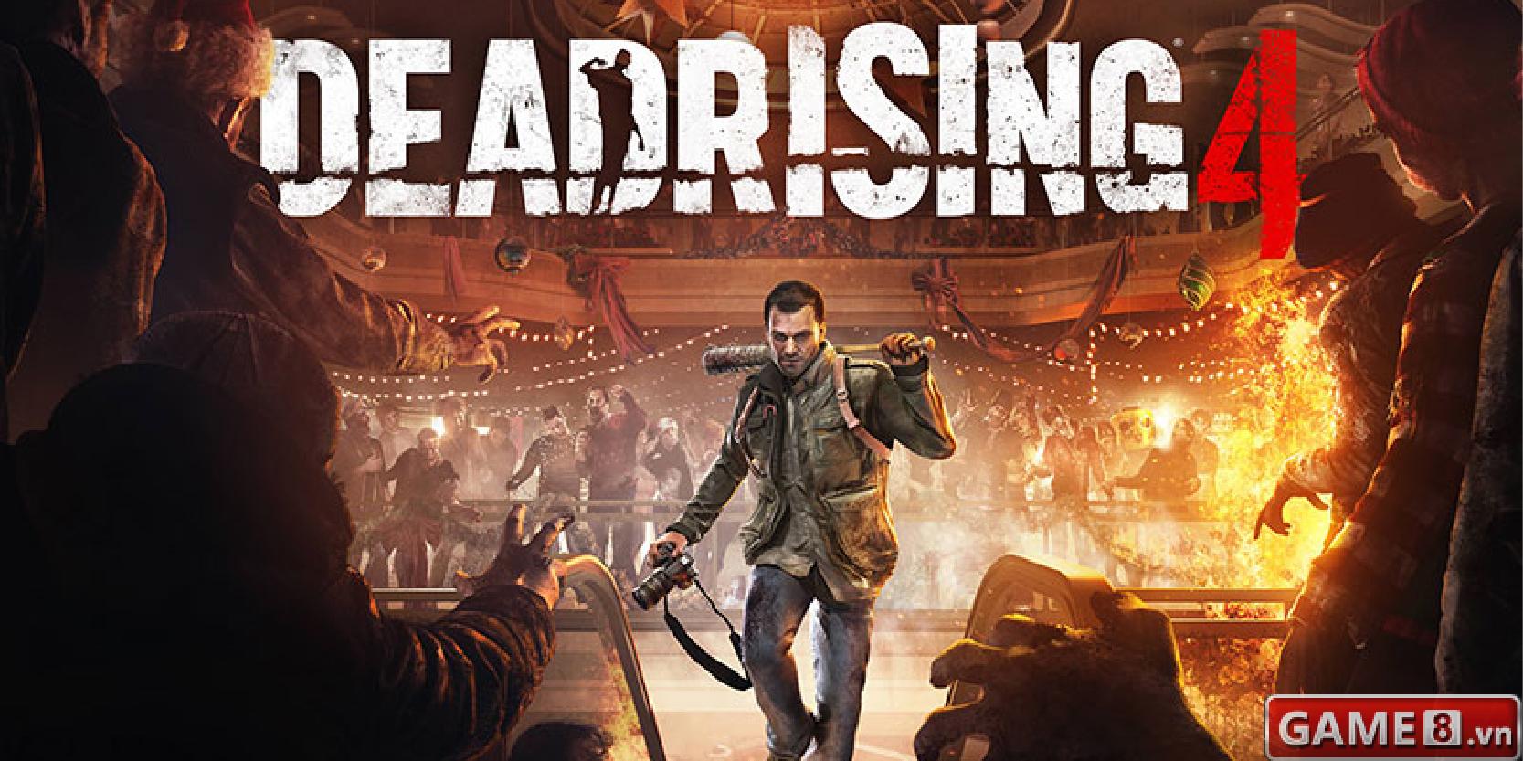 Game hot trong tuần - Số 5: Dead Rising 4 chính thức đến tay người hâm mộ