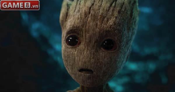 Chết mê với vẻ đáng yêu của Baby Groot trong trailer mới của 'Vệ Binh Dải Ngân Hà 2'