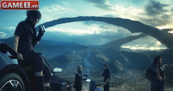 Khám phá những tính năng mới vô cùng thú vị trong Final Fantasy XV