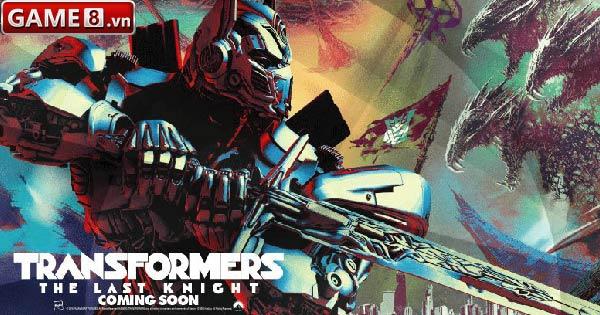 [Vietsub] Transformers: The Last Knight  tung trailer đầu tiên đầy ấn tượng