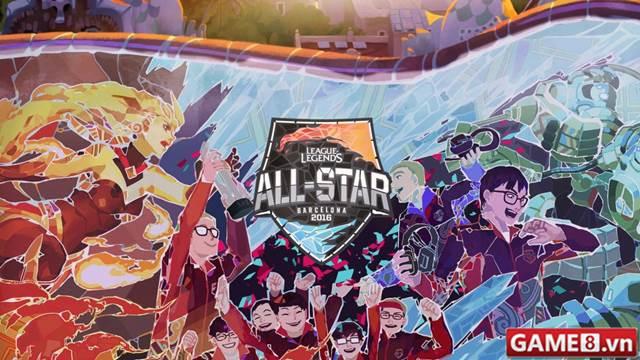 LMHT: QTV chính thức gặp mặt Faker ở khu thi đấu AllStar 2016 và livestream cho fan hâm mộ Việt cùng xem
