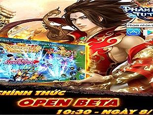 Phàm Nhân Tu Tiên - Giftcode Open Beta