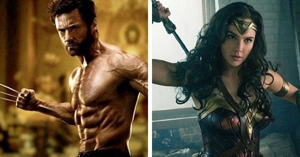 Wolverine đối đầu với Wonder Woman, ai sẽ thắng ?