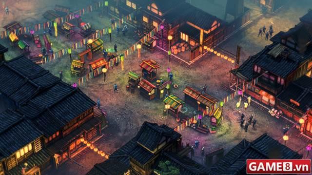 Shadow Tactics - Game chiến thuật đỉnh cao khiến người chơi hóa thân thành Ninja sát thủ thực thụ