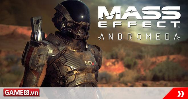 Khám phá những thay đổi thú vị nhất trong Mass Effect: Andromeda
