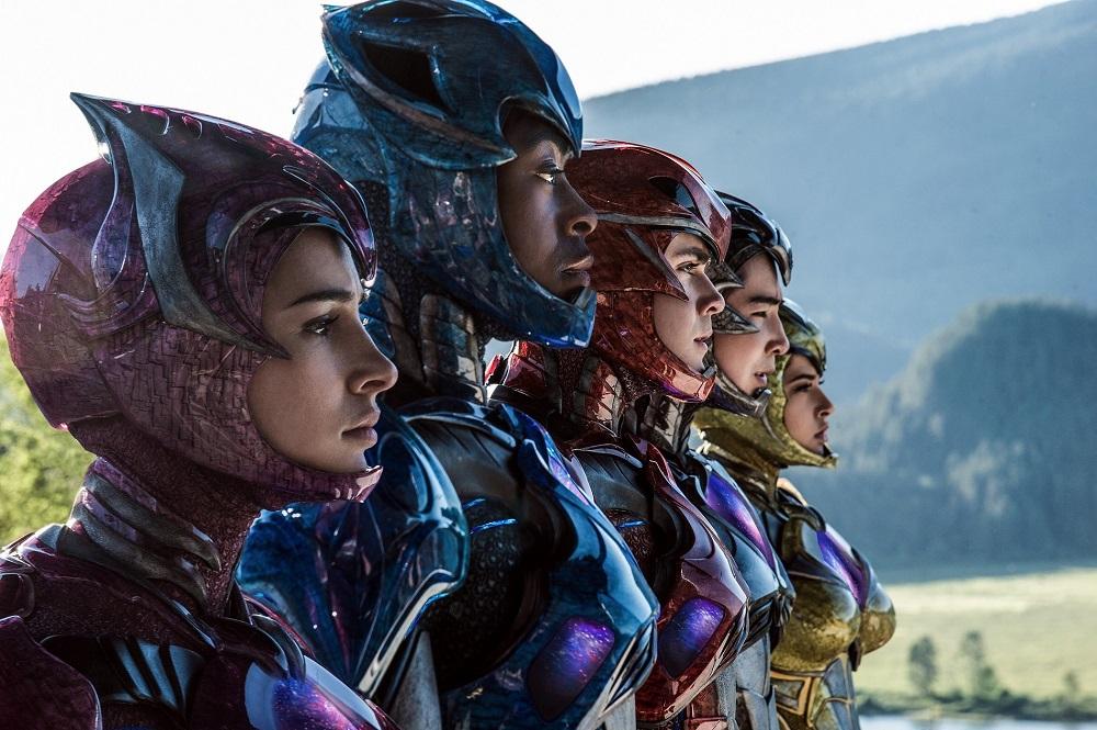 Diễn viên Power Rangers mới đã phải bỏ học để đi đóng phim