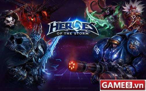 Người điều hành của Heroes of the Storm sẽ dời game hoàn toàn đề sang một dự án khác