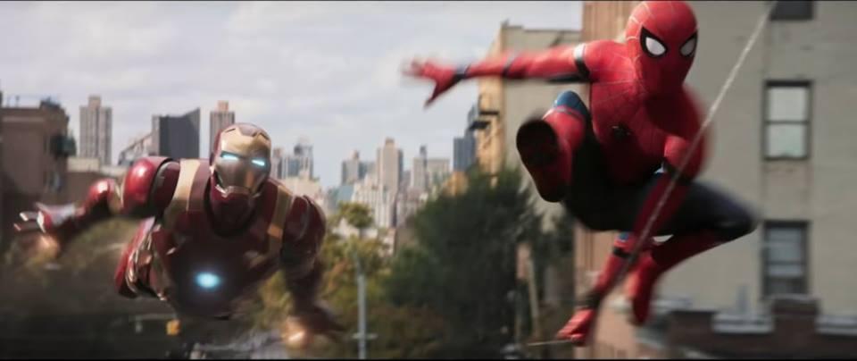 Nhện nhọ đồng hành với Bàn Là trong trailer cực chất của Spider-man: Homecoming