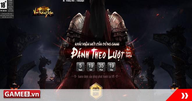 Vạn Tướng Trận bất ngờ tung teaser ấn tượng, hé lộ ngày ra mắt game thủ Việt