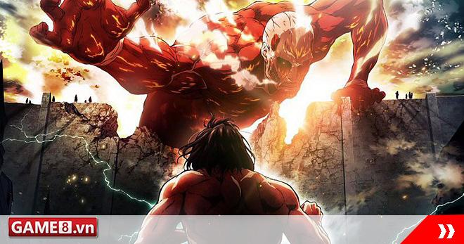 Bom tấn Attack on Titan mùa thứ hai đang đến gần hơn bao giờ hết