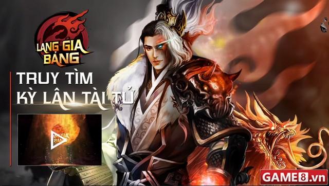 Lang Gia Bảng bung trang tearser, chuẩn bị ra mắt game thủ Việt