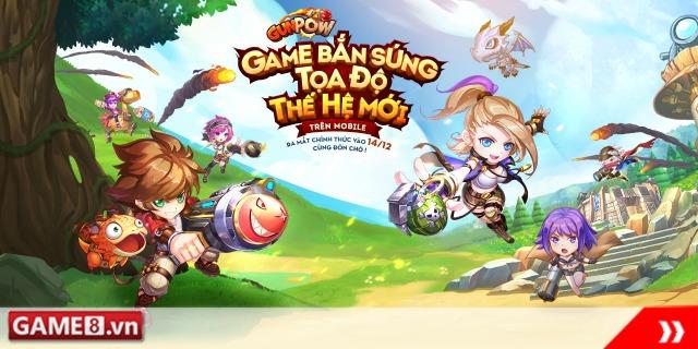 GunPow: Game mobile bắn súng canh tọa độ sẽ được VNG phát hành vào ngày 14/12