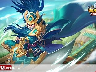 Vạn Vương Chi Vương: Game mobile chiến thuật 9 vs 9 sẽ được Sohagame cho ra mắt vào tháng 12 này