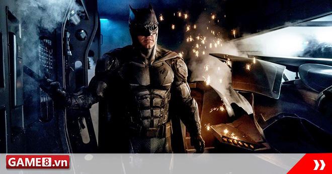 Kể cả Justice League cũng phải nhường chỗ cho phim riêng của Đấng vô đối Batman