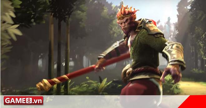 Dota2 - Học chơi Monkey King cùng EG.Zai