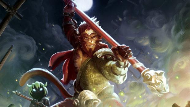 Dota2 - Học chơi Monkey King cùng EG.Zai - ảnh 1