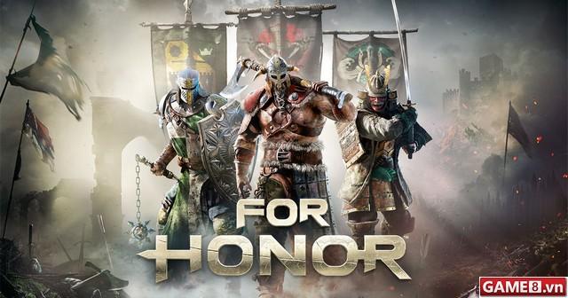 Ngày game thủ Việt được thử nghiệm miễn phí game online For Honor không còn xa - ảnh 1