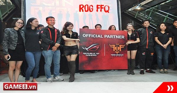 LMHT: Asus chính thức tài trợ cho FFQ của QTV đổi tên thành ROG FFQ