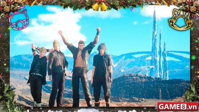 Final Fantasy XV vừa chính thức chạm mốc 6 triệu bản game được bán ra - ảnh 2