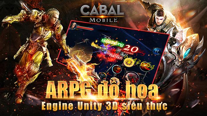 Giftcode Cabal Mobile nhân dịp chính thức ra mắt - ảnh 3