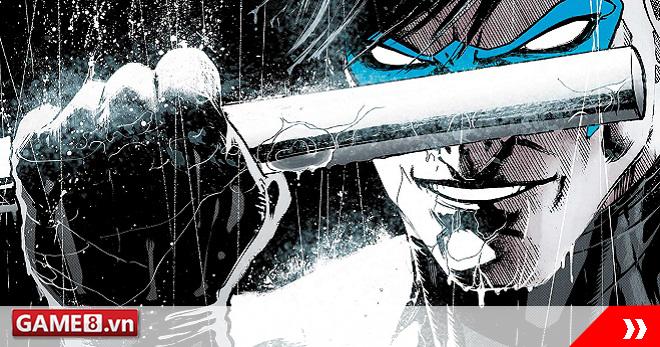 Top 15 đại cao thủ võ công cao nhất vũ trụ DC Comics (Phần 1)